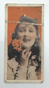 Film Favourites Number 8 Card Carmel Myers Imperial Tobacco F253