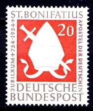 Germany - 1954 St. Bonifatius Mi. 199 MNH