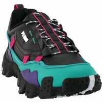 Puma Trailfox Overland Fresh  Mens Running Sneakers Shoes    - Black