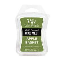 WoodWick Scented Mini Hourglass Wax Melt Various Fragrances Apple Basket 57056
