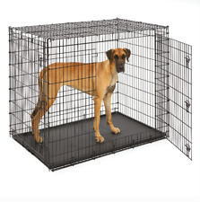 MidWest Xx-Large Double Door Wire Dog Crate, 54""