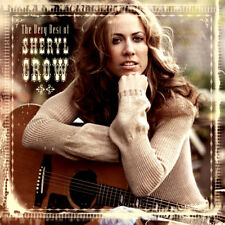 CROW, SHERYL : Very Best Of / Greatest Hits, CD, like new, ex music store stock