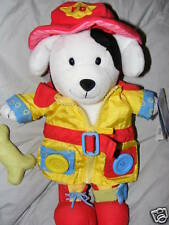 CARTERS DALMATION DRESS ME FIREMAN FIRE PUPPY DOG BRAND NEW W/ TAGS
