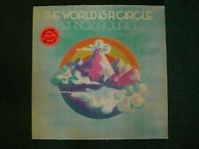 The World Is A Circle Franck Pourcel~RARE PROMO~1973 Jazz-Pop~FAST SHIPPING!!!