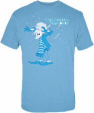 The Year Without Santa Claus, Mr Snow Miser Mens Cotton Tee Shirt (Size: M or L)