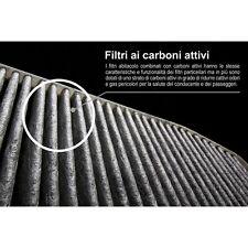 FILTRO ABITACOLO AI CARBONI ATTIVI BOSCH FIAT GRANDE PUNTO DAL 2005 ->