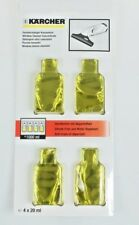 Genuine Karcher Window Vac WV Cleaner Concentrate 4 x 20ml Sachets Capsules