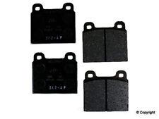 Disc Brake Pad Set-Ate Front WD Express 520 00450 237