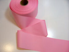 Offray Pink Grosgrain Ribbon 3 inches wide x 3 yards, Wide Pink Ribbon