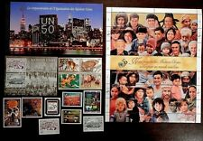 United Nations Geneva complete year 1995, 262-276  MNH
