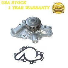 Engine Water Pump Fit DODGE CHARGER V6 2.7L; Vin (D) 2008-2010
