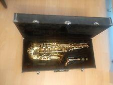 Altes Saxophon Levell mit Koffer