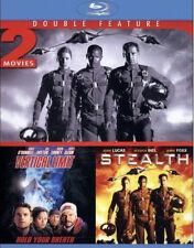 Stealth/Vertical Limit Blu-ray Region A BLU-RAY/WS