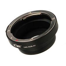 Adaptador del objetivo se adapta a Canon EF objetivamente a Nikon 1 puerto cámara