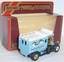 Matchbox  Models of yesterday  Renault Y 25 1983  1:43