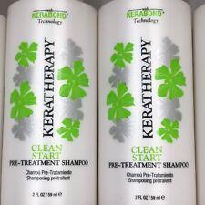 Keratherapy Clean Start Pre Treatment Shampoo - 2oz (case of 24)