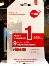 0162 60 668 67 VIP Nummer Mobi Sim Karte Vodafone D2 Netz 7€ Guthaben 9Ct/Mi/SMS