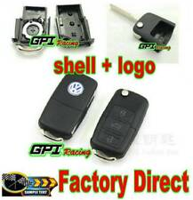 Remote Key Case Shell VW VOLKSWAGEN Golf Beetle BORA PASSAT Jetta