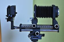 Nikon PB-4 Bellows Micro Focusing Attachment and PS-4 Slide Copying Adapter