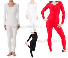 Kid Adult Unisex Lycra Spandex Zentai Costume Dancewear Unitards leotards