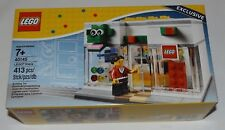 LEGO Brand Retail Store 40145 EXCLUSIVE opening set genuine Limited Edition