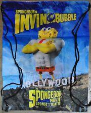The Spongebob Movie: Sponge Out Of Water Pull-String Bag [Memorabilia] NEW
