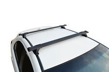 Aero Roof Rack Cross Bar for Mazda CX-5 2011-16 KE Black Flexible 120cm