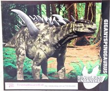 Build a Dinosaur 3D Wood Model Toy Game Educational Construction No Glue Press