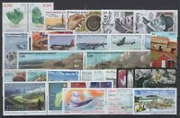 BO141261/ FRENCH ANTARCTIC / LOT YEAR 2012 MINT MNH CV 127 $