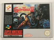 Videojuegos de Nintendo SNES konami