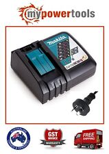 Genuine Makita DC18RC 14.4V - 18V Li-Ion Rapid Battery Charger - BL1850B BL1860B
