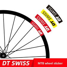 DT XC Wheel Sticker for MTB Mountain Bike  Bicycle Rim Cycling Race Decal