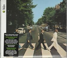 The Beatles - Abbey Road remastered cd mini documentary - limited edition