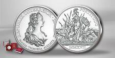 20 Euro Silbermünze Österreich Maria Theresia - Tapferkeit und Entschlossenheit