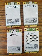 New Dell MR372 / D637N / XM359 / ww761 Wireless EVDO HSPA WWAN Mini PCI-E Card