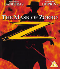 The Mask Of Zorro Blu-Ray | New & Sealed