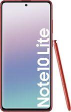 Samsung Galaxy Note 10 Lite sm-n770f/ds - 128gb-aura Red (Senza SIM-lock) (Dual-S