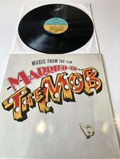 Married To The Mob OST EX/EX original 1988 LP New Order Chris Isaak