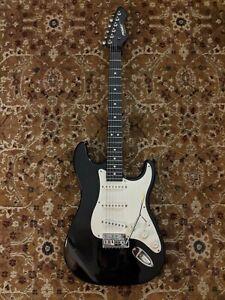 Peavey Predator USA Black Blackout neck Electric Guitar