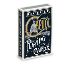 Bicycle Capitol Playing Cards - 1 Sealed Deck
