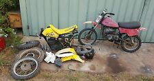 Suzuki ds 80 wrecking all parts available  ( this auction is for one bolt only )