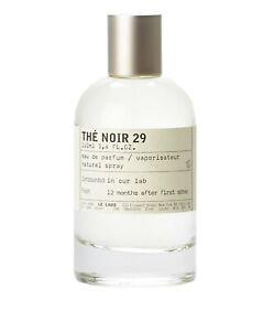 Le Labo The Noir 29 Eau de Parfum Spray 100 ml.3.4 fl.oz. NEW BOX Authentic