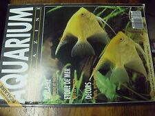 µ? Revue Aquarium Magazine n°85 Repro Combattant Pseudomugil Pont Arches grotte