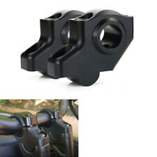 22mm Offset Handle Bar Clamp Risers Fit For Ducati Monster 695/750/800/900/1000