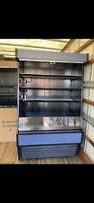Grab N Go Open Air Merchandiser Oasis Co4778r Refrigerator