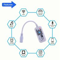 LED WiFi Controller Smart Voice Controller Remote RGB/RGBW For Strip Light`WRTS