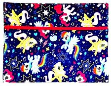 Toddler Pillowcase for My Little Pony on Purple 100%Cotton #Mlp12 New Handmade