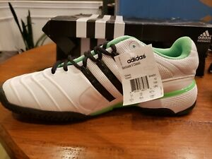 Adidas Men Barricade V Classic Tennis Court Running Shoes-Size 12.5-New w/ Tags