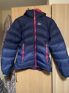 Lowe Alpine Down Hooded Jacket 100% waterproof