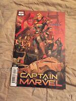 Captain Marvel #1 Conner Variant 2nd Printing [Marvel Comics, 2019]